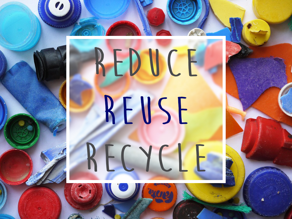 2018 Reduce Reuse Recycle Challenge