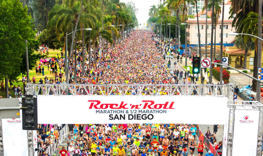 Rock N Roll Marathon Series