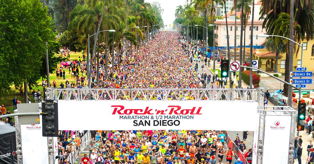 Rock N Roll Marathon Series