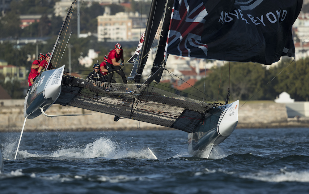 Extreme Sailing Series: San Diego Bay