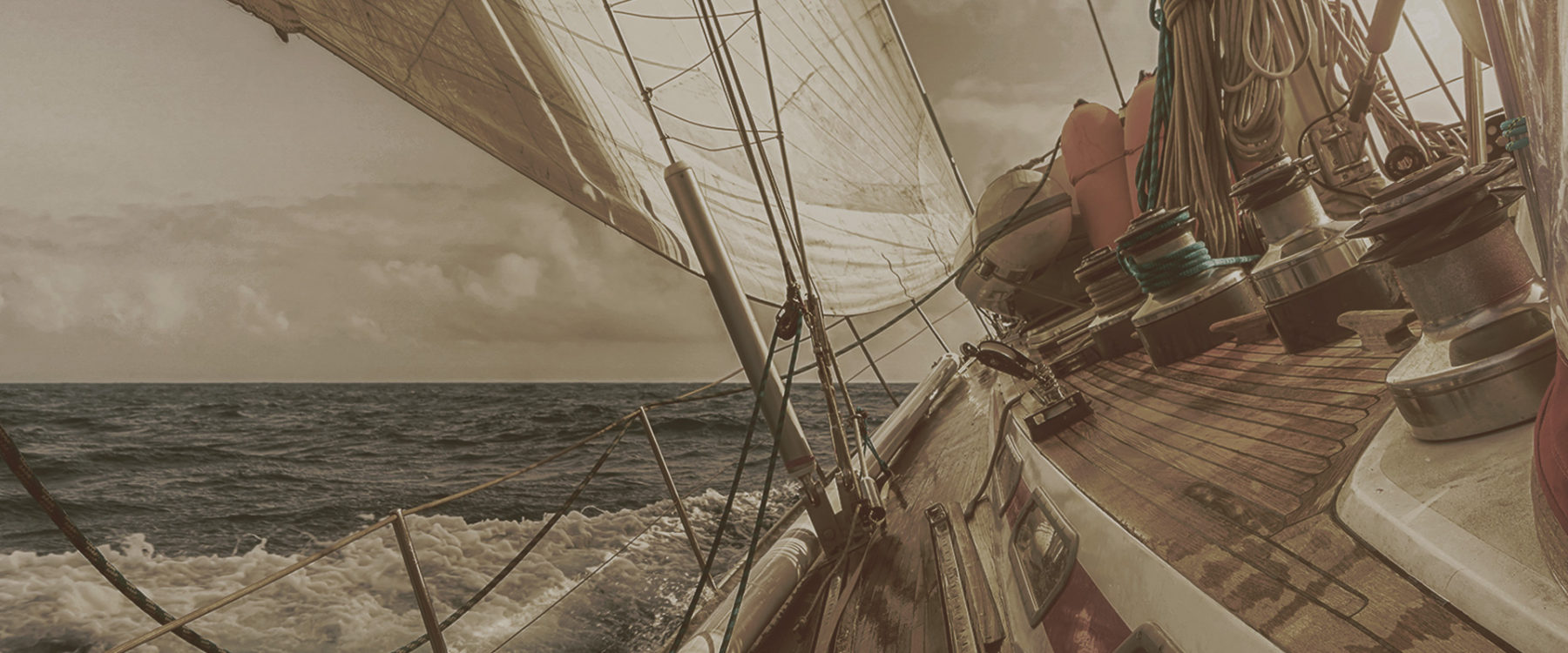 Nautical Terms, The Old Language of Sailing.