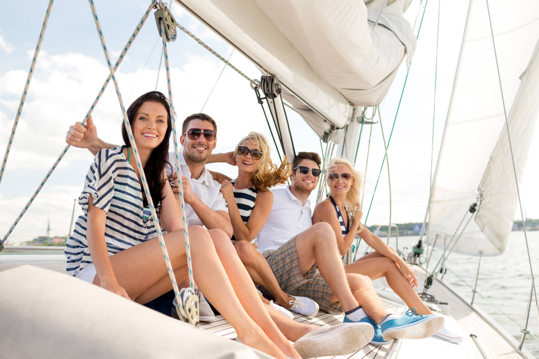 group-on-sailboat