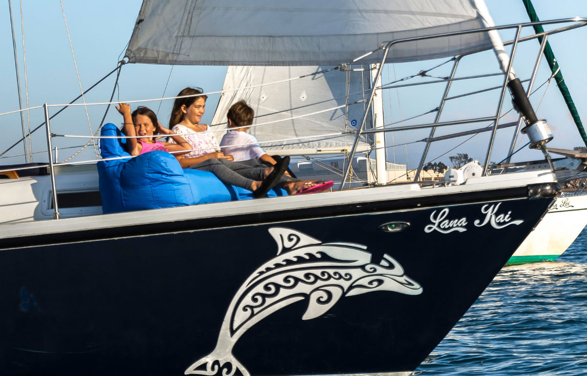 Wind and Waves Guide: Sailing on the San Diego Bay