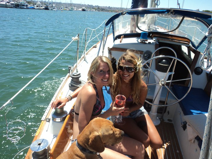 A Private Sail just You and Your Best Friend!