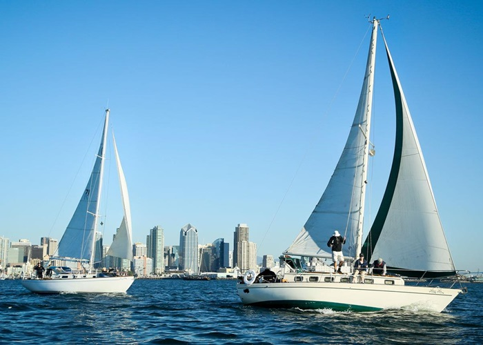 Classic Sailing Towns of America