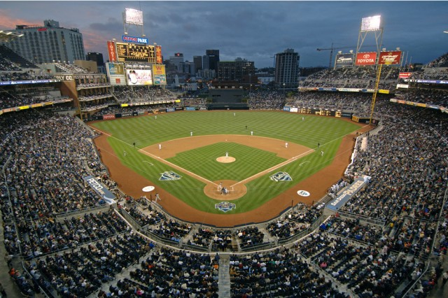 Feature Friday: PETCO Park