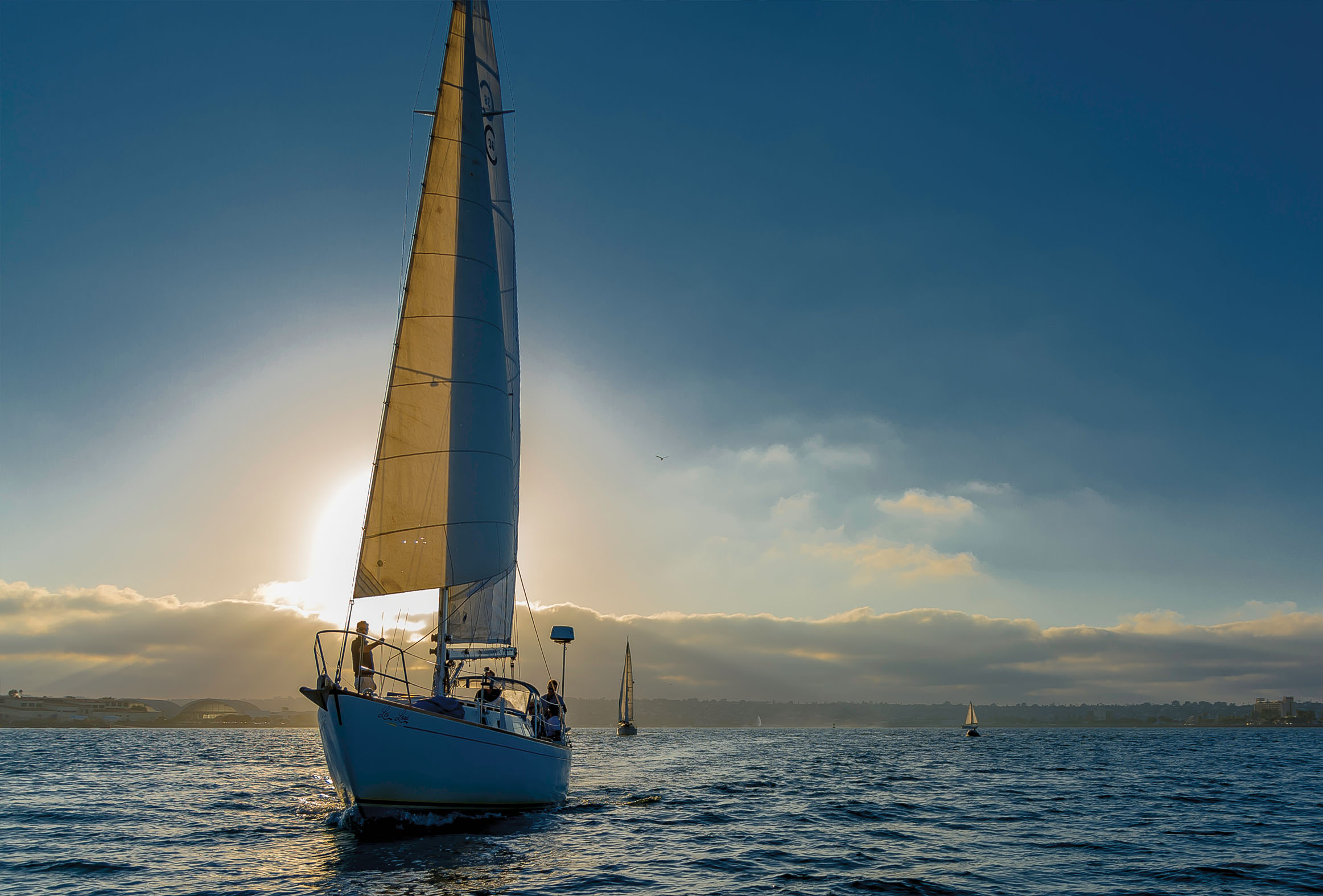 Why Sailing in San Diego?