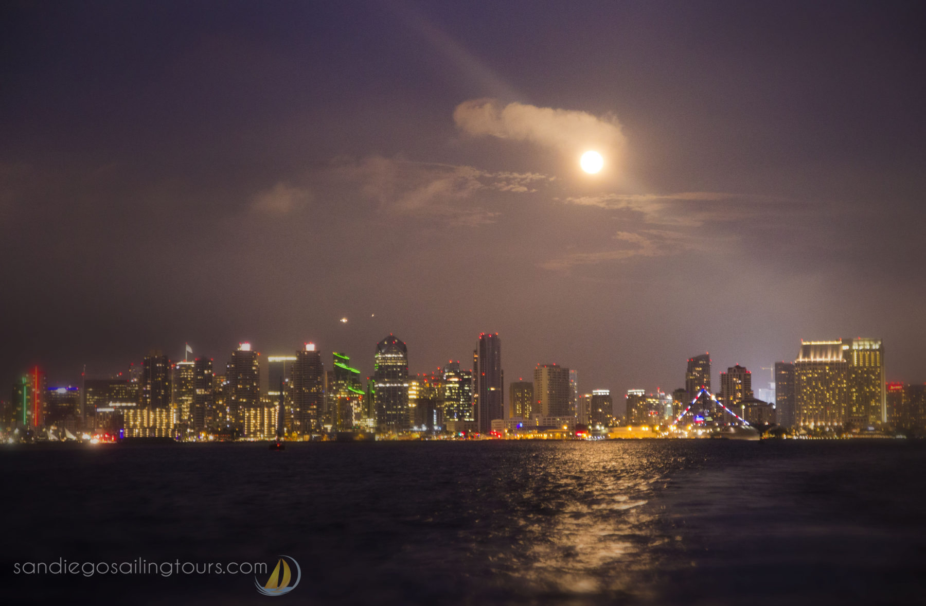 Top Full Moon Activities to do in San Diego