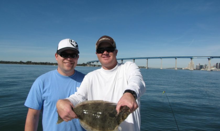 San Diego Bay Fishing