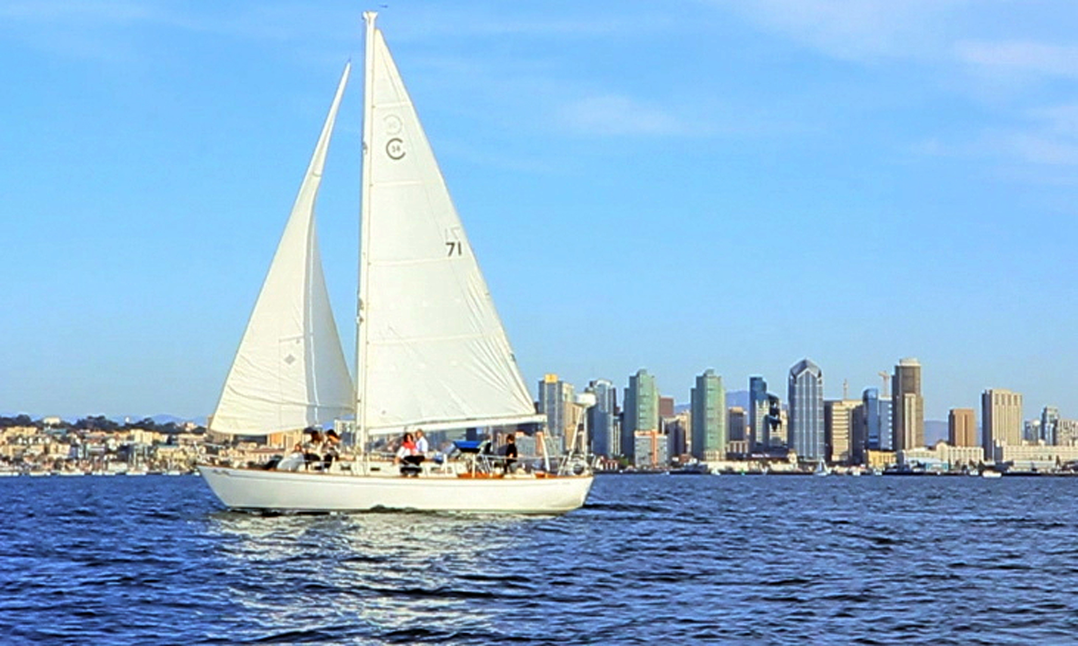 San Diego Sailing Tours Facebook