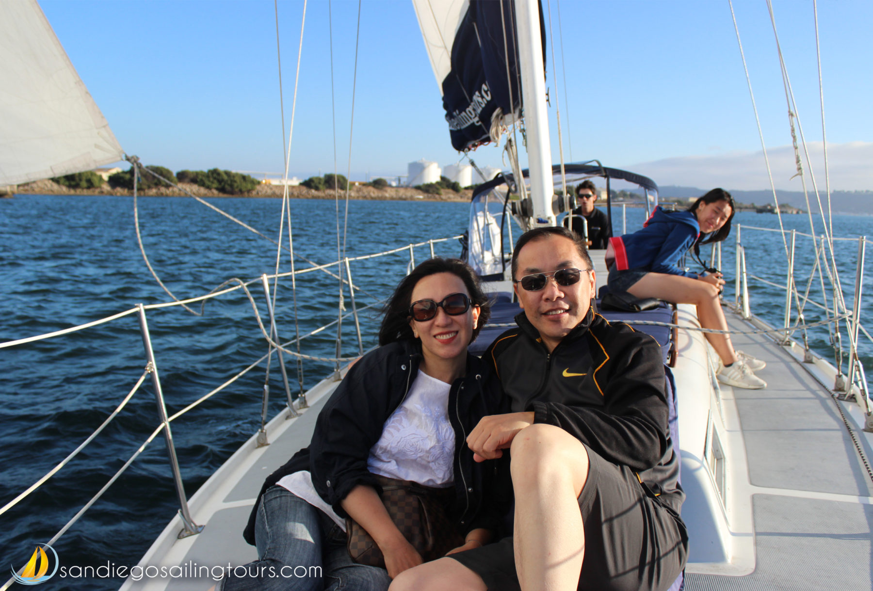 Private Group Sailing Tour