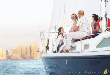group sailing charter