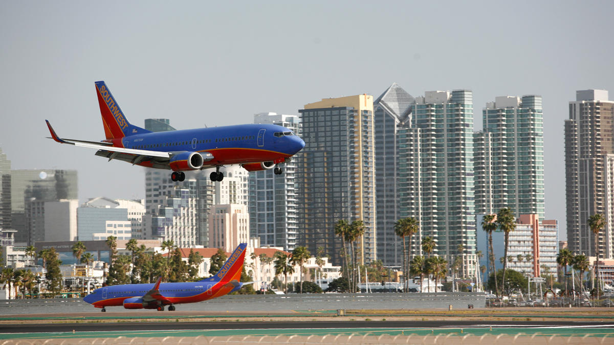 How To Get To San Diego San Diego International Airport