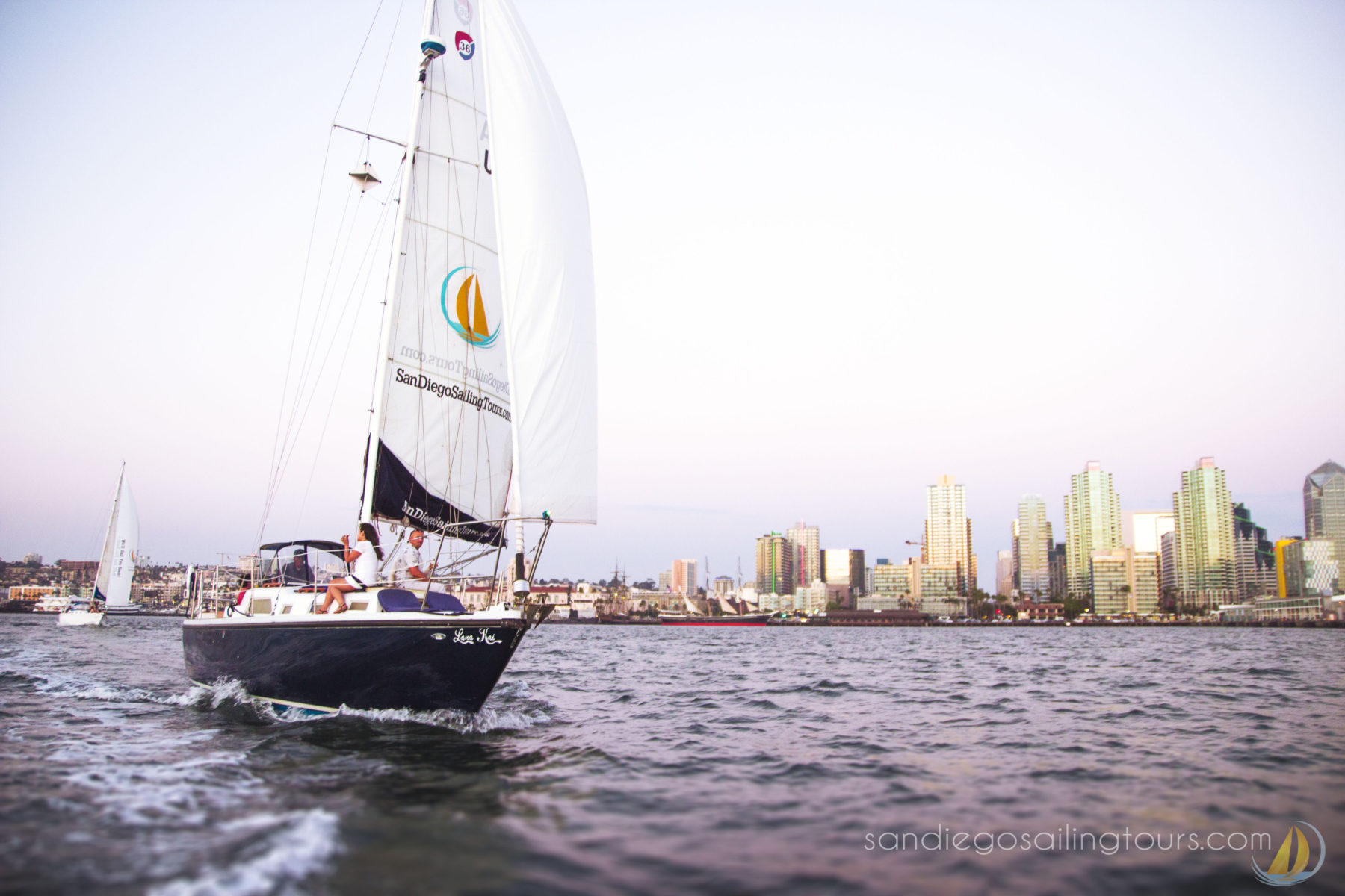 GUEST BLOG SPOTLIGHT: Afternoon San Diego Sail With San Diego Sailing Tours