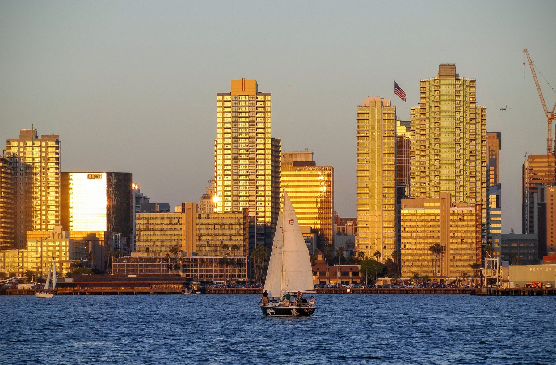 Big Bay San Diego: A brief history of our beloved waterfront.