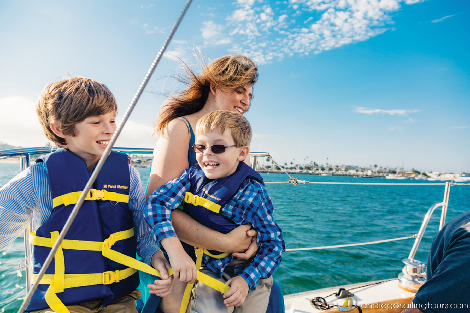 Can Kids Go Sailing?