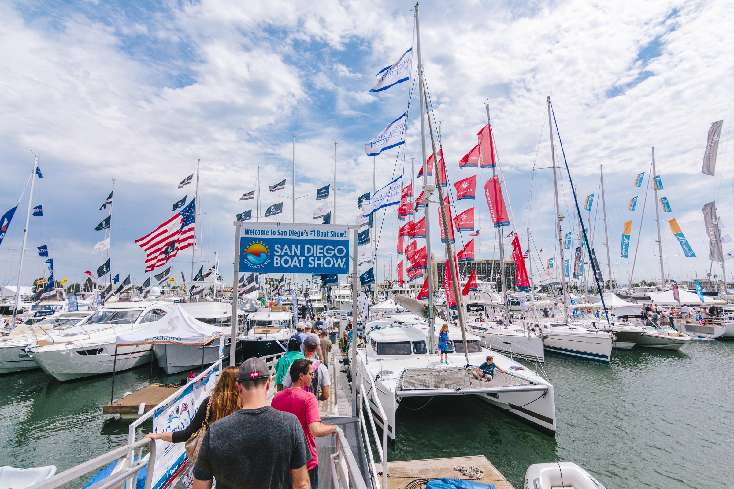 San Diego International Boat Show 2018