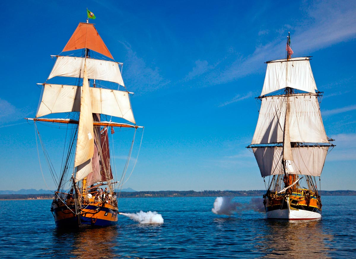 Weekend Planning:  Don't Miss the Festival of Sail!