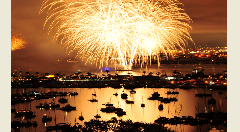 Celebrate Americas Birthday On the Water!