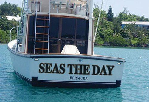 """Funniest and """"Punniest"""" Boat Names Sure To Put A Smile On Your Face"""