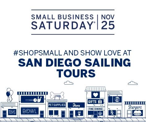 Small Business Saturday November 25th!!