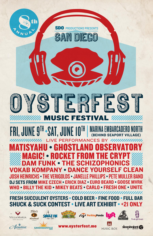 2017 San Diego Oysterfest