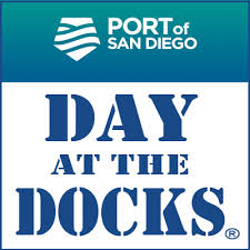 san diego day at the docks
