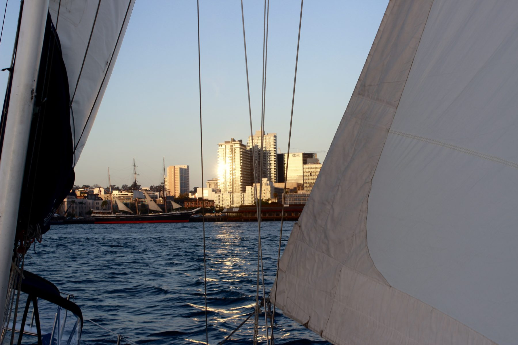 It's Nautical! Common phrases borne from sailing