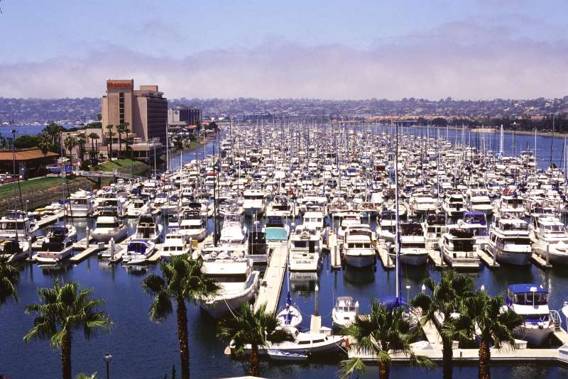 The History Of Harbor Island San Diego