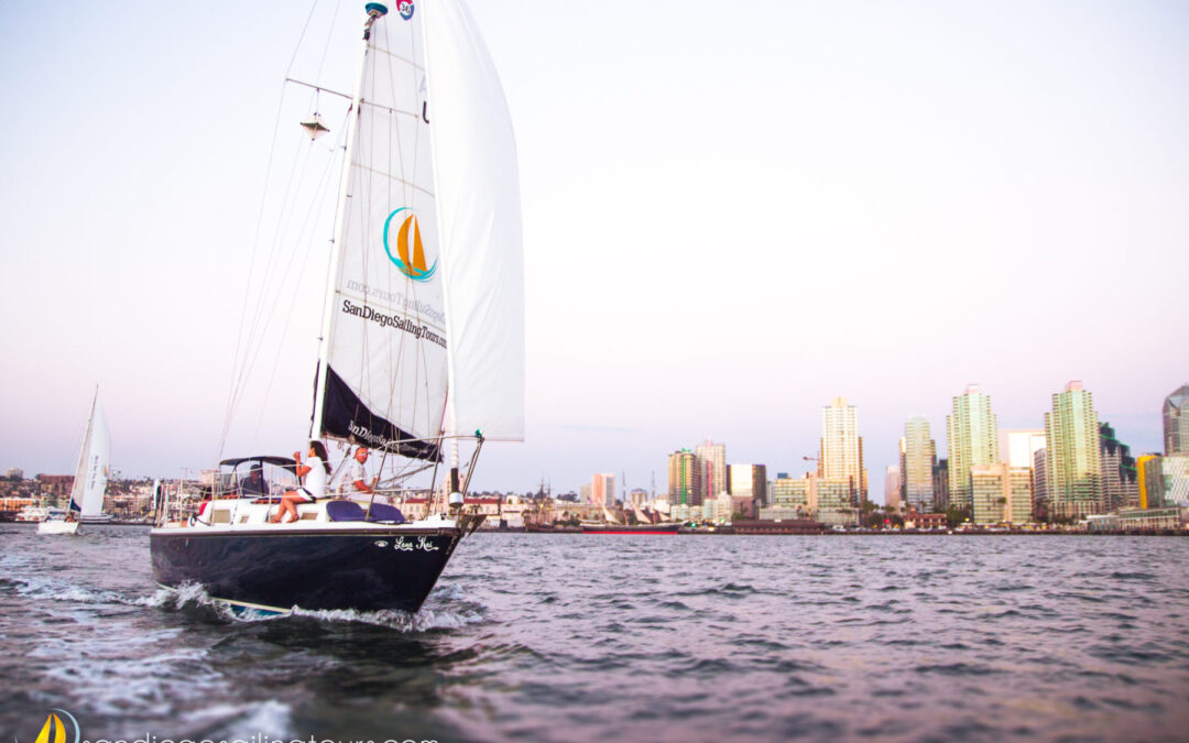 Celebrate Small Business Saturday with Sailing!