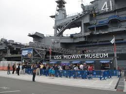 Memorial Day Weekend and the USS Midway!