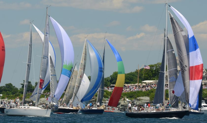 new port bermuda race