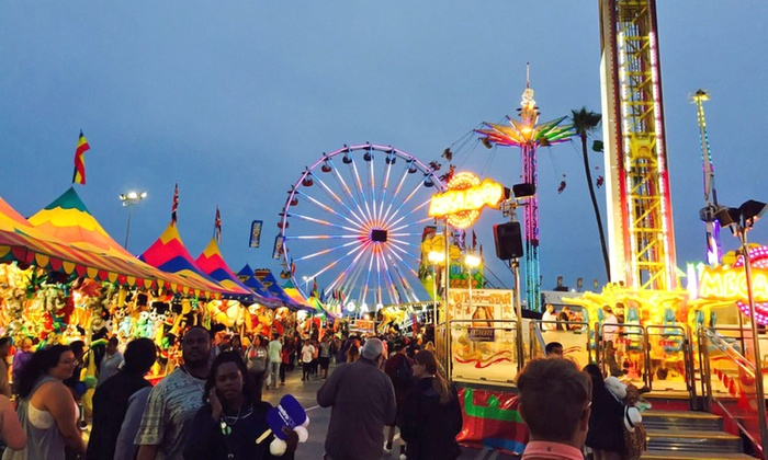 Del mar fair dates