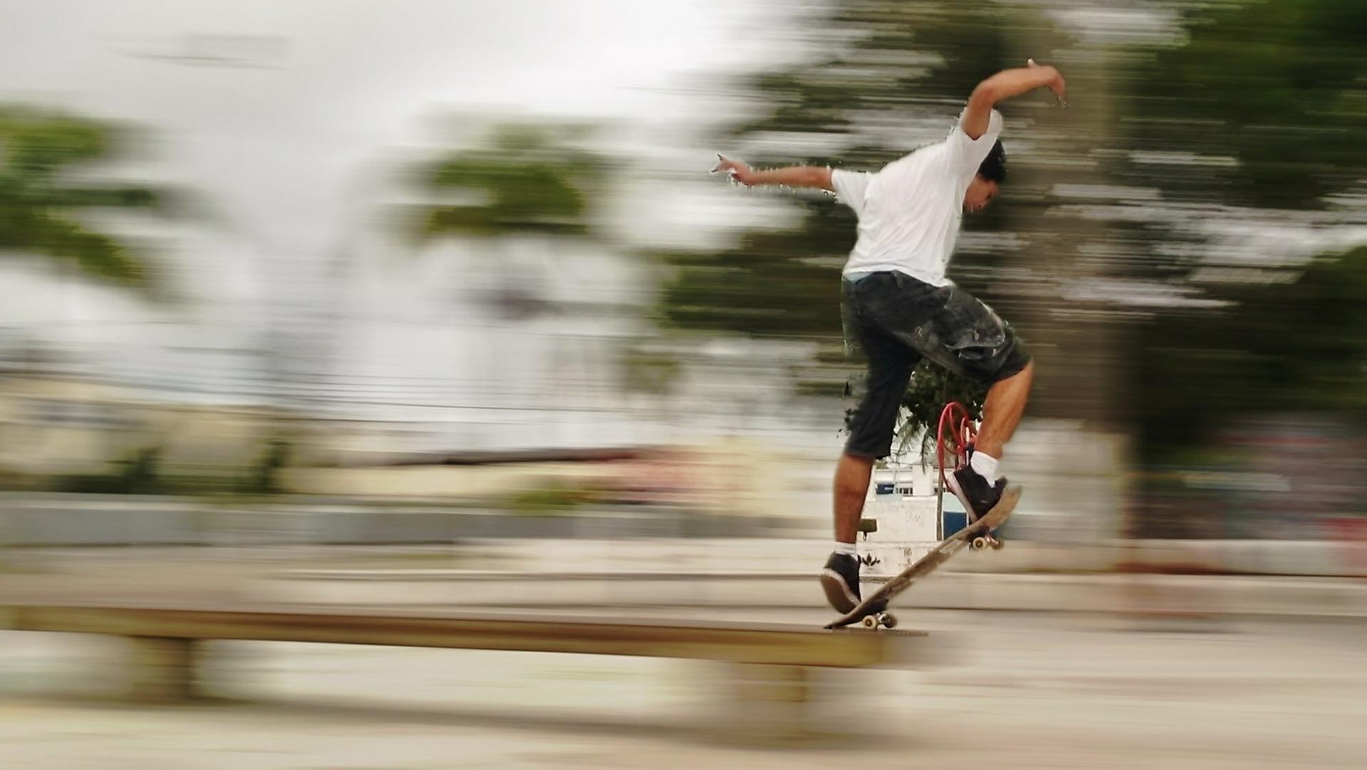 Best FREE Skate Spots In SD!