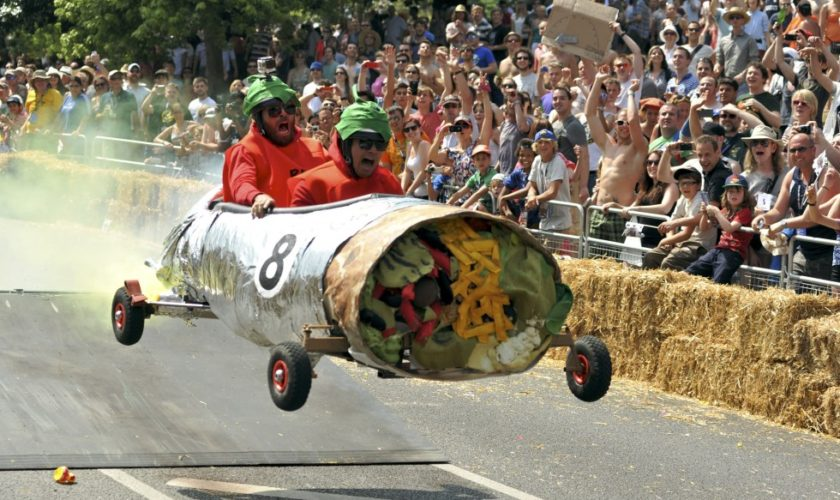 Red Bull Soap Box Derby >> Soapbox Derby Articles At San Diego Sailing Tours 1
