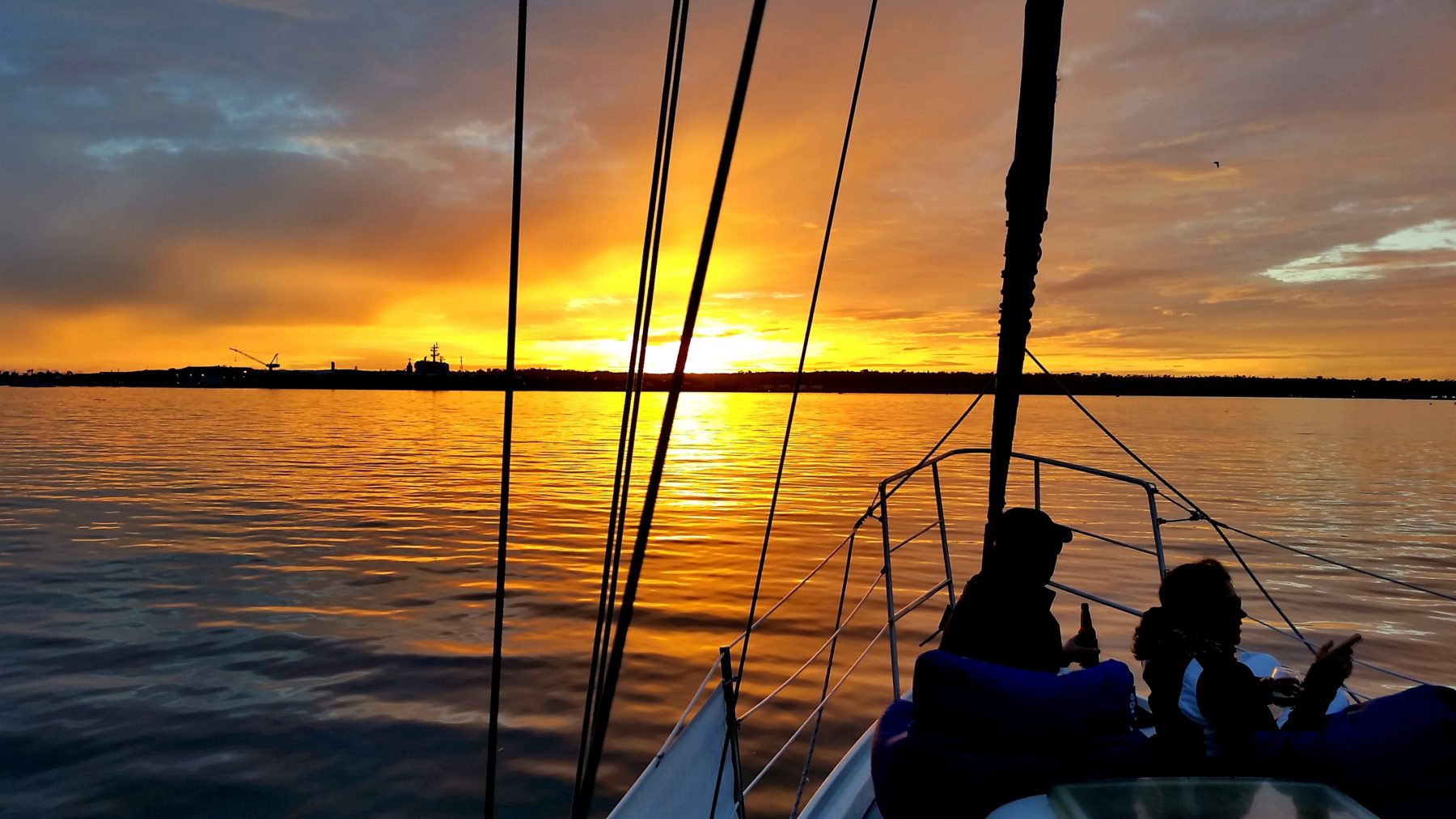 Romantic Private Sunset Sail for Two