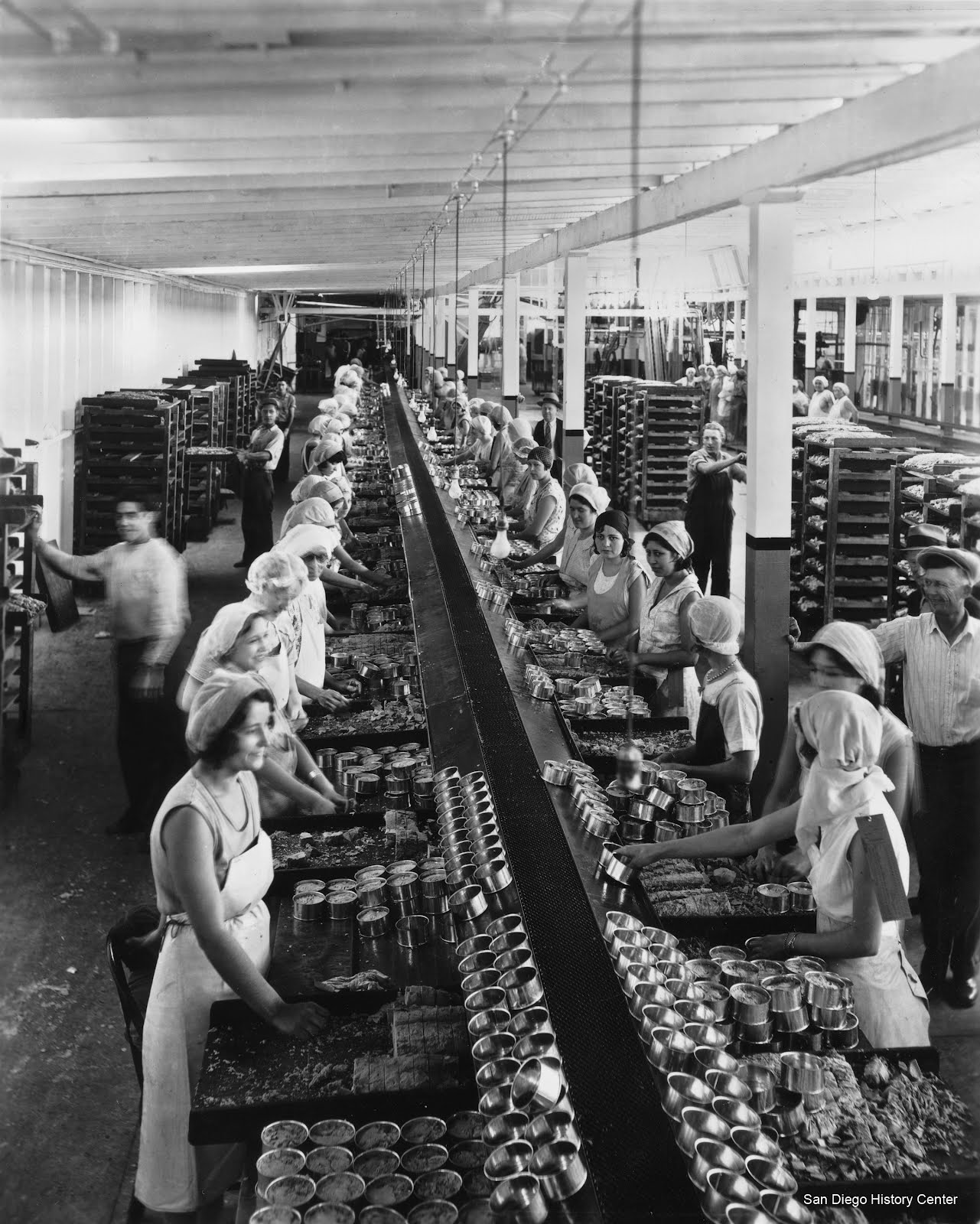 San Diego's Historic Tuna Industry